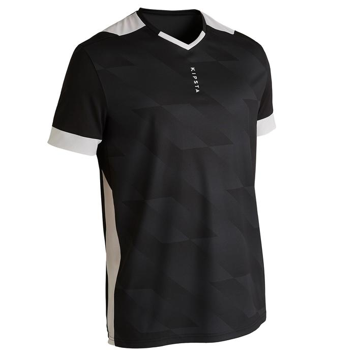 F500 Adult Football Shirt - Black