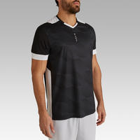 F500 Soccer Shirt Black - Adult