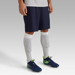 F500 Adult Football Shorts - Navy Blue