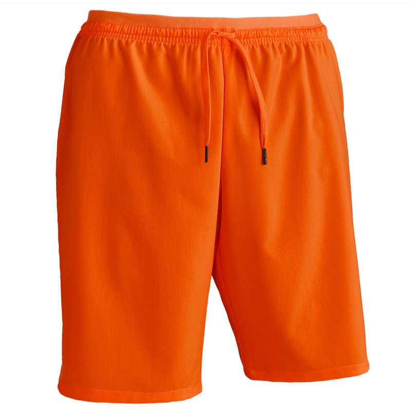 AD WARM WEATHER OUTFIT MATCH & TRAINING Football - F500 Adult Football Shorts KIPSTA - Football Clothing
