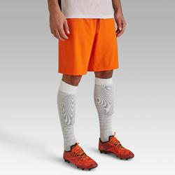 F500 Adult Football Shorts - Orange