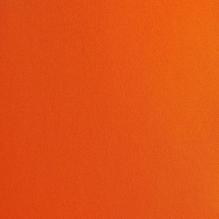 Pantalón corto de fútbol adulto F500 naranja