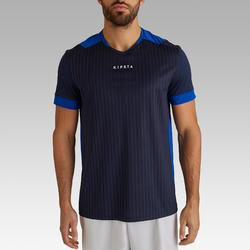 F500 Adult Football Jersey - Navy Blue