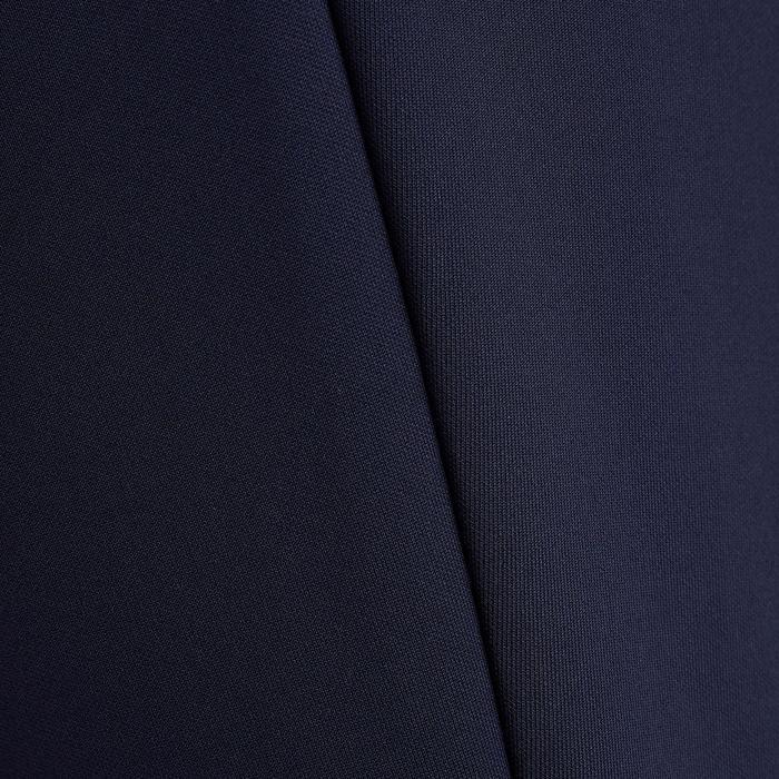 Pantalón Fútbol Kipsta FTR100 Adulto Azul Marino