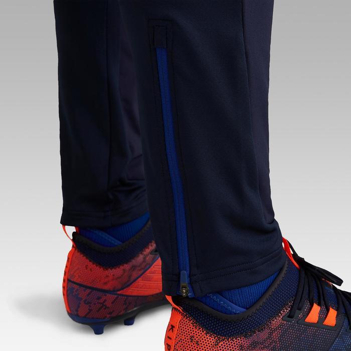 Adult Football Bottoms T500 - Navy Blue