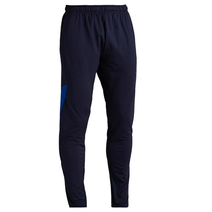 Adult Football Bottoms T500 - Dark Blue