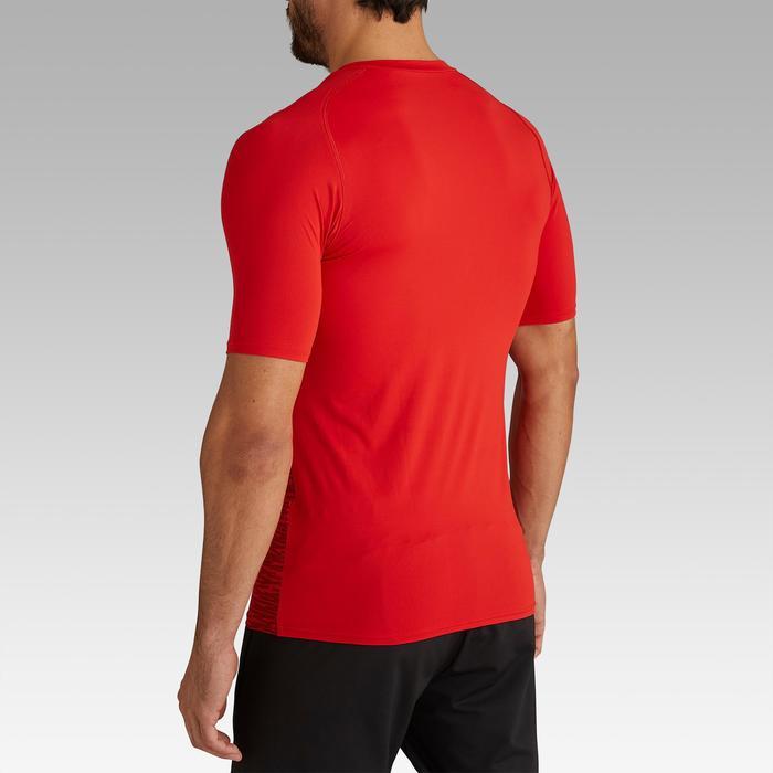 Ondershirt Keepdry 100 volwassenen rood