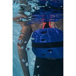 Ceinture de flottabilité Aquagym AQUABELT BLEU