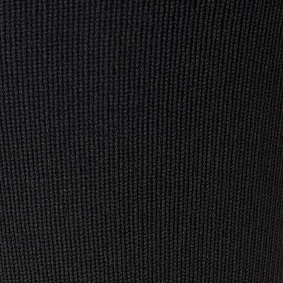 Футбольні гетри з петлями F500 - чорні