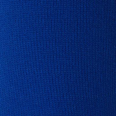 Футбольні гетри з петлями F500 - сині