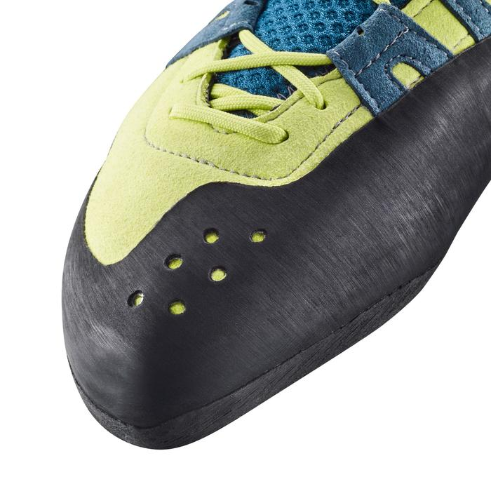 ADULT LACE-UP CLIMBING SHOES EDGE 2