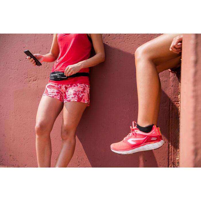 Laufschuhe Run Comfort Damen koralle