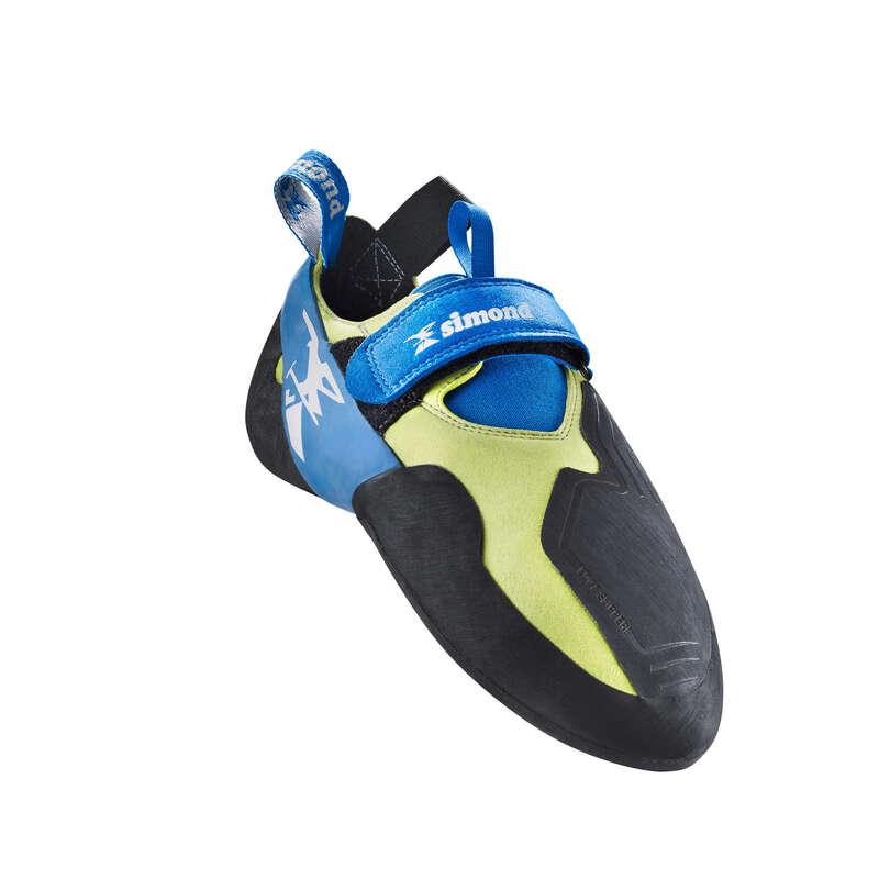 SCARPETTE ARRAMPICATA Sport di Montagna - Scarpette arrampicata EDGE SIMOND - Sport di Montagna