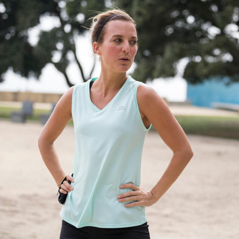 透過跑步來減肥