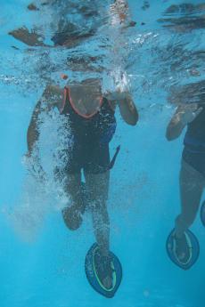 bienfaits aquajogging