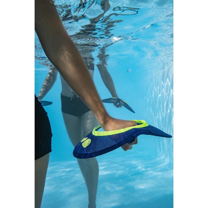 Braga Culotte de bikini de aquafitness para mujer Meg Negro