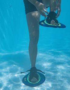 aquajogging chausson