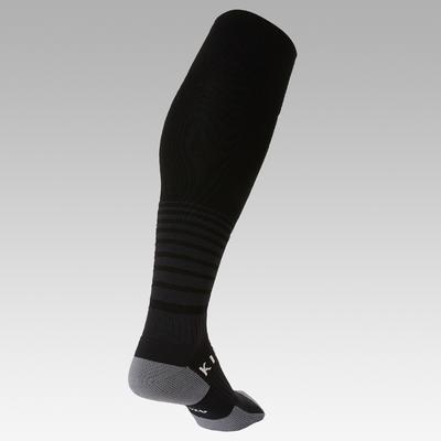 F500 Adult Football Socks - Black