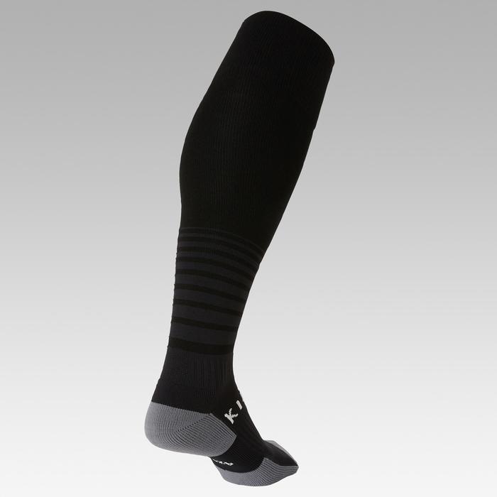 成人款足球襪 F500-黑色