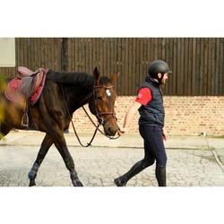 Schabracke 540 Pferd bordeaux
