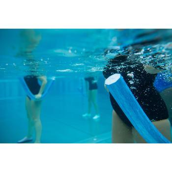 Noodle voor aquagym en aquafitness blauw