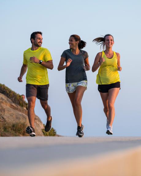 Pilates pour la course à pied entraînement jogging running