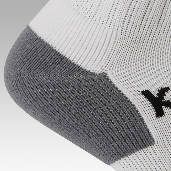 F500 Adult Football Socks - White