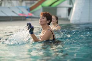 nutrition 50 ans sport aquagym