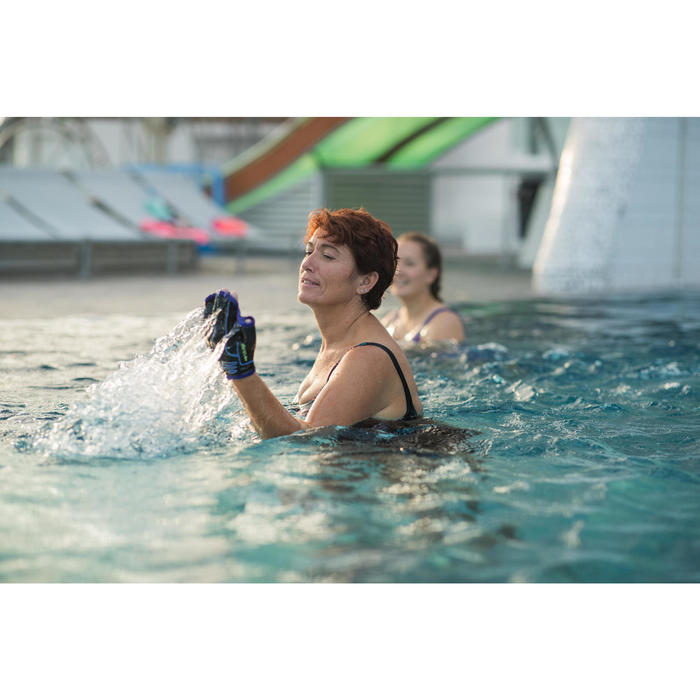 Maillot de bain femme une pièce gainant d'aquagym Mary Atch