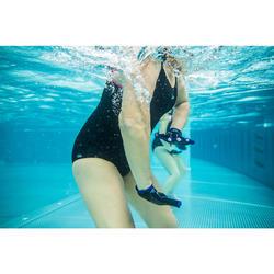 Aquahandschuhe Neopren Aquagym schwarz
