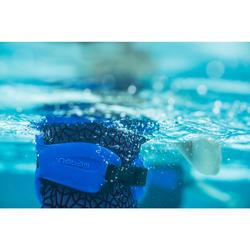 Maillot de bain une pièce femme gainant d'aquagym Karli Lace rose