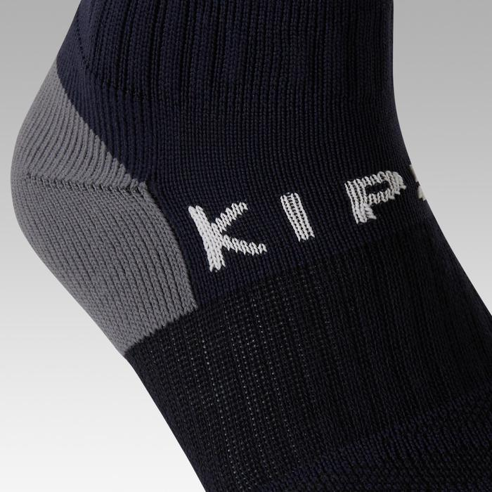 Adult Football Socks F500 - Navy Blue