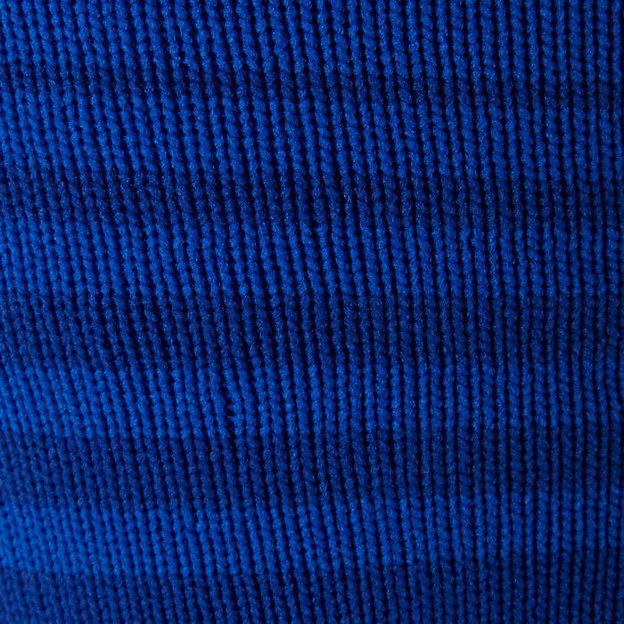 F500 Kids' Football Socks - Blue Stripe