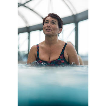 Corrigerend badpak voor aquagym Mary Atch