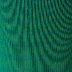 Fußballstutzen F500 Kinder grün