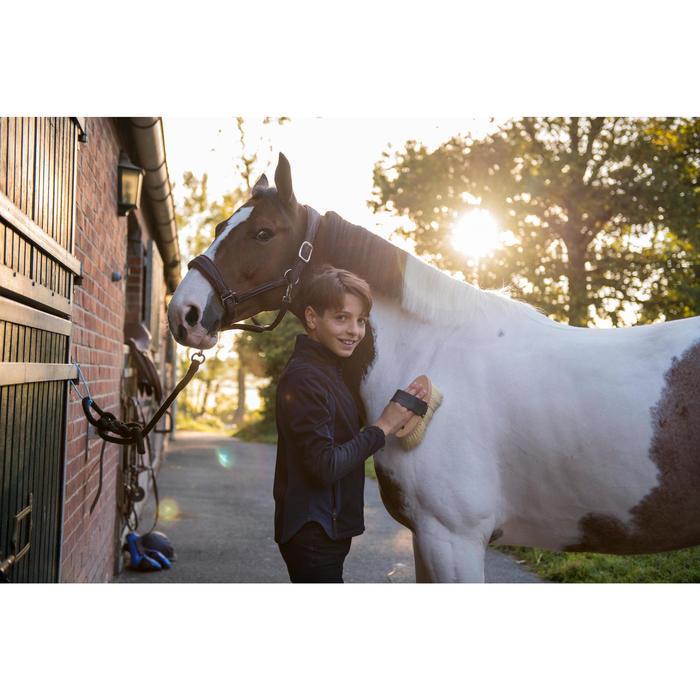 Halfter 500 Pony/Pferd braun