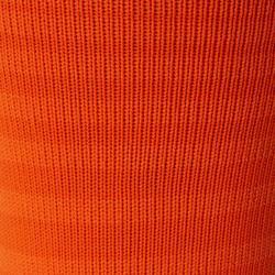 Fußballstutzen F500 Kinder orange