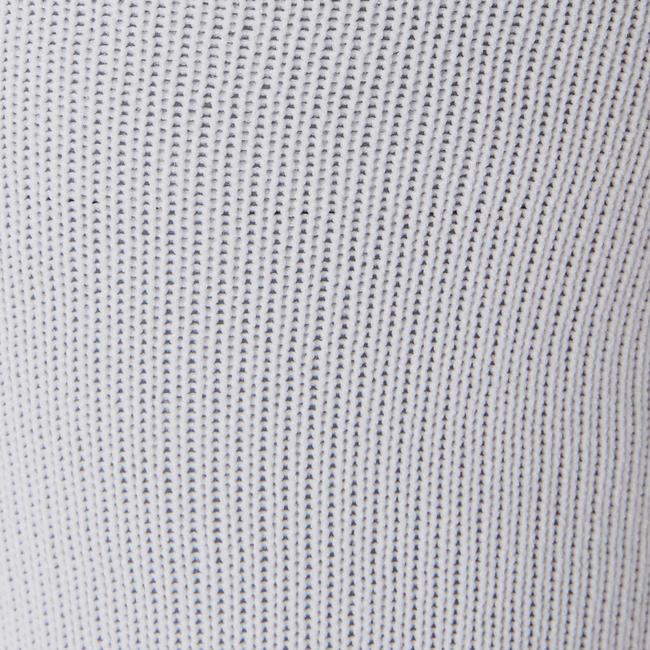 Kids' Football Socks F100 - White