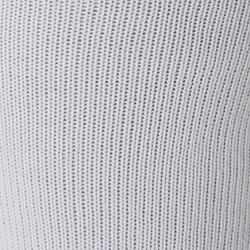 F100 Kids' Soccer Socks - White
