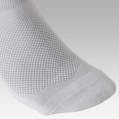 F100 Soccer Socks White - Kids'