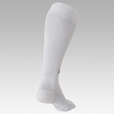 F100 Kids Football Socks - White