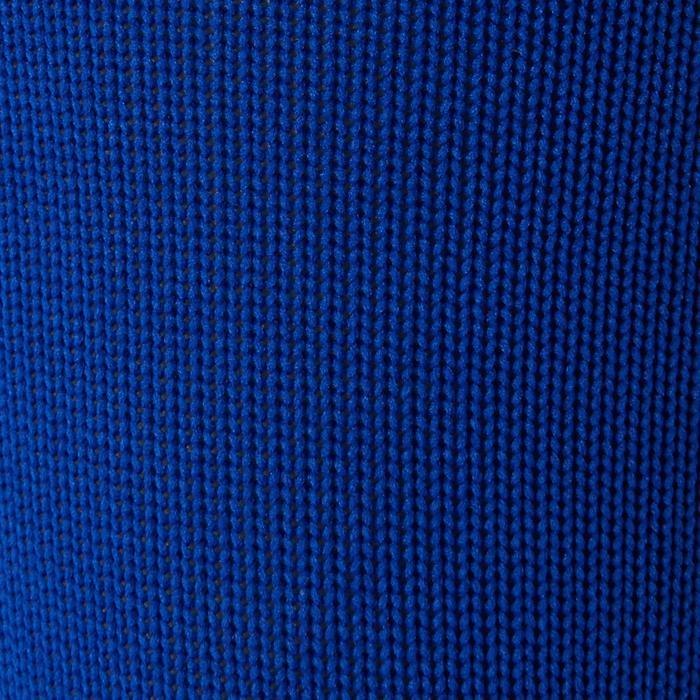 Meias de futebol F100 Adulto azul
