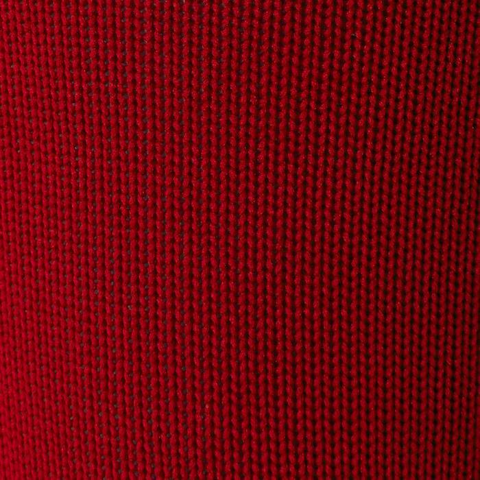 Medias de Fútbol adulto Kipsta F100 rojo