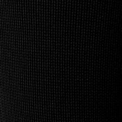 Voetbalsokken voor kinderen F100 zwart
