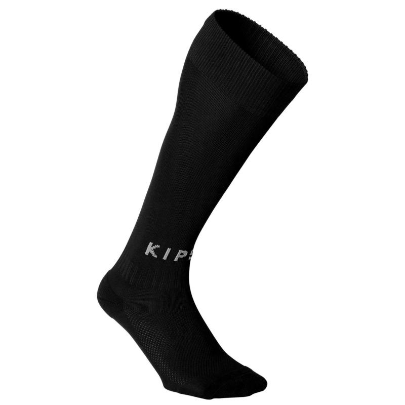F100 Junior Football Socks - Black