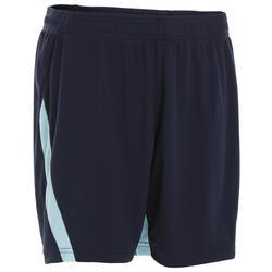女款短褲530-軍藍色
