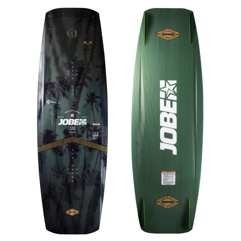 WAKEBOARD and BINDINGS All Watersports - WAKEBOARD CONCORD JOBE - All Watersports