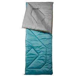 Slaapzak voor kamperen Arpenaz 10°