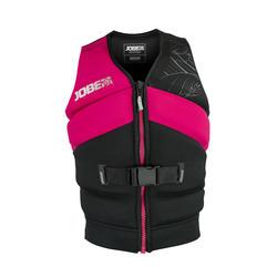 WAKEBOARD IMPACT VEST voor dames Unify Jobe roze