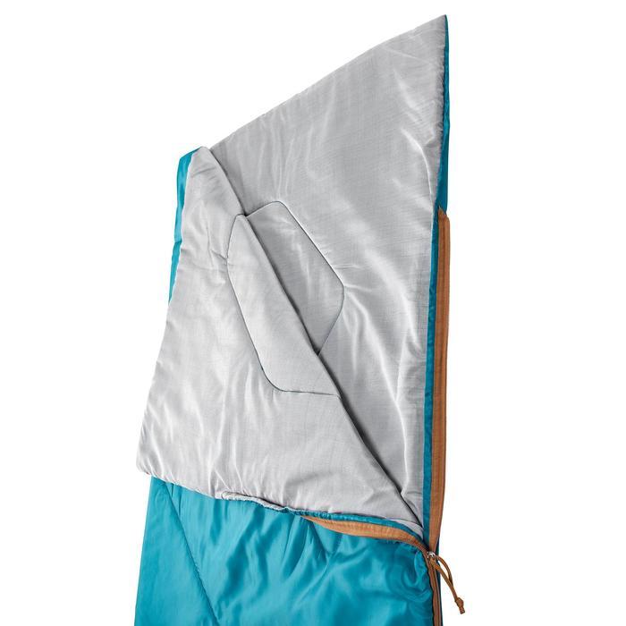 Slaapzak voor kamperen Arpenaz 20°